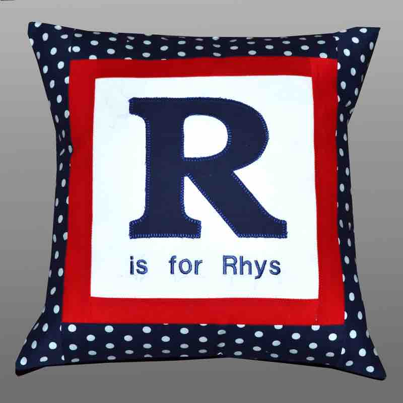 Personalised Cushion Kids and Adult Gift Idea